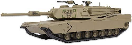 M1 - Carro armato americano da combattimento, 14 cm, per vetrina carro armato o per giocare | Giocattolo | Serbatoio | Pezzo da collezione | Veicolo da combattimento