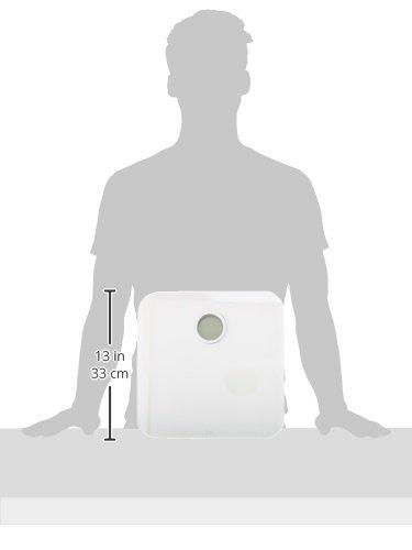Fitbit Aria Wi-Fi Smart Scale, White