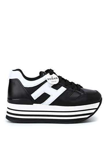 Hogan Luxury Fashion Donna HXW2830T548HQK0002 Nero Sneakers   Stagione Permanente
