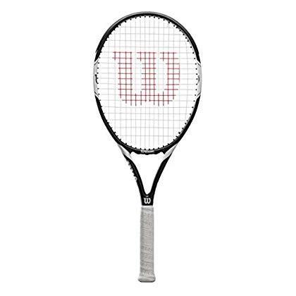 Wilson Federer Team 105 Encordado: Sí 305G Raquetas De Tenis Raqueta Multifunción Rojo - Negro 2