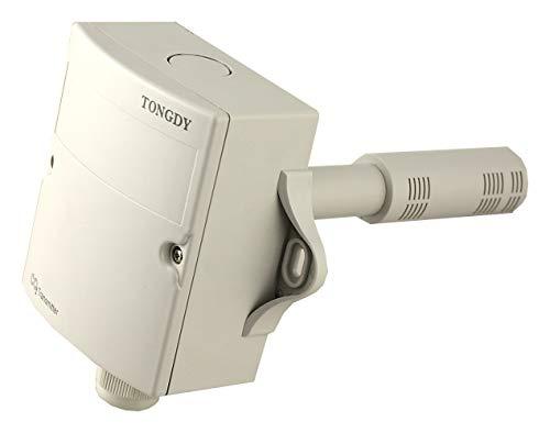Dhmm123 Digital CO2-Kanaltransmitter mit Temperatur- und relativer Luftfeuchtigkeitserkennung Spezifisch