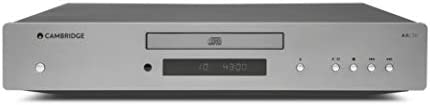 Cambridge Audio DacMagic AXC35 Single Disc CD Player with High Performance Wolfson DAC and Remote product image