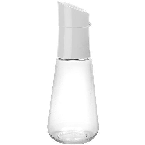 Zakdesigns 1358-P670 Vinaigrette Bouteille ABS/Tritan Blanc/Transparent 45 x 35 x 25 cm 300 ml