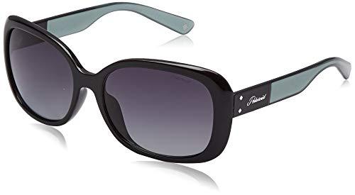 Burberry 0Be4266 3534Q0 53 zonnebril, grijs Havana/grijs