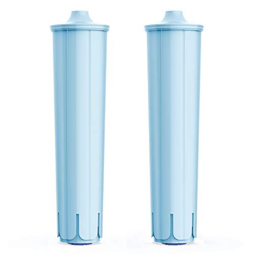 Jura Claris Blue Wasserfilter Kompatibel für Jura Kaffeemaschine GIGA, IMPRESSA, ENA Serie (2er Pack)