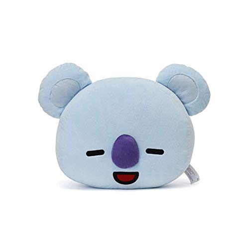 11.8 inches Plush Toy, Cartoon Pillow for Kids, Kpop Bangtan Boys Sofa, Bedroom, Living Room and Car Soft Cotton Plush Pillow for The Army