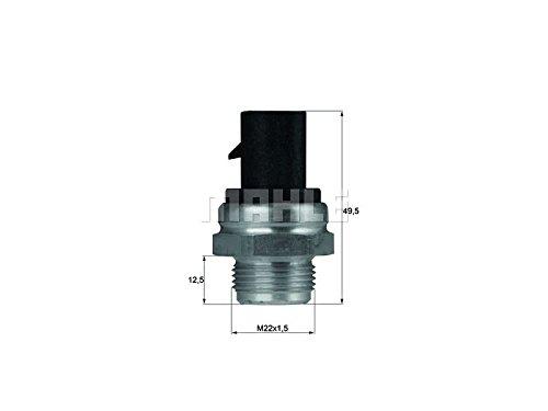 Behr Thermot-Tronik TSW 13D Interrupteur de température, ventilateur de radiateur