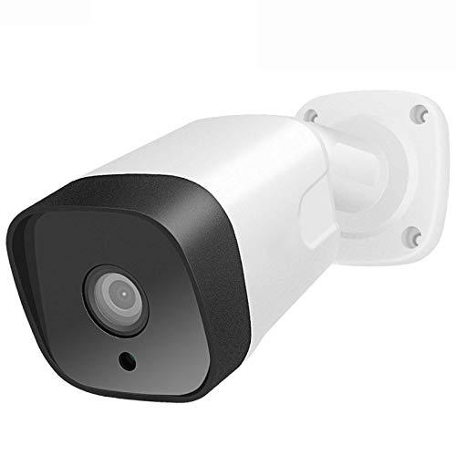 Cámara de vigilancia inalámbrica 2MP Red inalámbrica de alta definición Vigilancia Cámara IP Monitor de inicio, con detección de movimiento, visión de la noche de audio bidireccional, ampliamente util