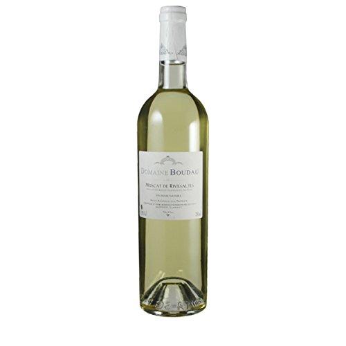 Domaine Boudau 2016 Rivesaltes Vin Doux Naturel AOP 0.75 Liter