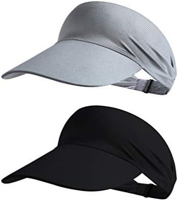Sun Visor Hat Golf Visor Hat Sun Hat Foldable Anti Slip Adjustable for Men Women product image