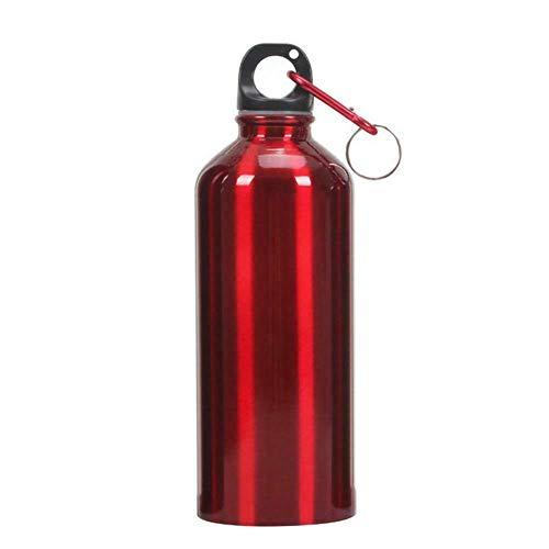 6FKz7Dxy Borracce da Escursionismo,Borraccia Sportiva,Portatile Bottiglia Isolante,Borraccia in Acciaio Inox Viaggio per Campeggio, Trekking, Corsa,40