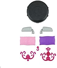 Barbie Pop Up Camper - Replacement Chandelier, Fire Pit, Mirrors and Pillows