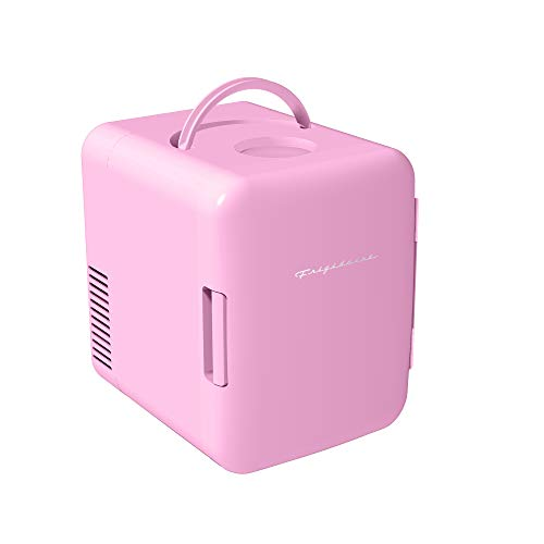 Frigidaire Mini Portable Compact Personal Fridge Cools & Heats, 4 Liter Capacity...