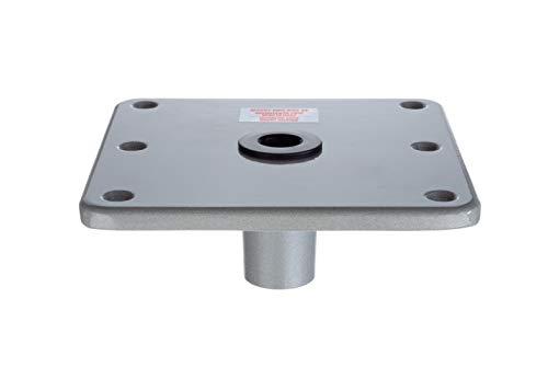aluminum boat seat pedestal - 1