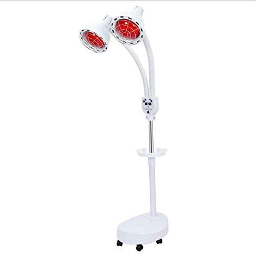 Fysiotherapie-lamp infraroodlamp warmtemelamp, infraroodlamp voor een diepe effectieve behandeling van spierpijn