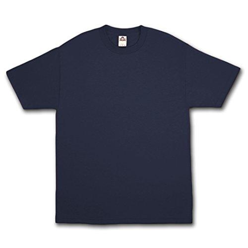 AlStyle Apparel AAA Plain Blank Men's Short Sleeve T-Shirt Style 1301 Crew Tee
