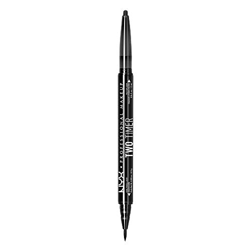 Nyx - Eyeliner two timer dual ended professional makeup