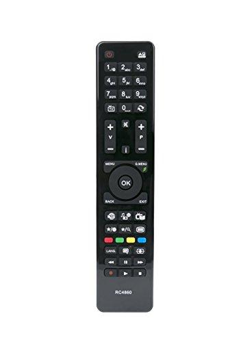 VINABTY Reemplace RC4860 Control Remoto para Hitachi 24HXC05 24HXJ15U 28HXT15U 28HYC05 32HXC01U 32HXC01UA 32HXC55 32HXT06...