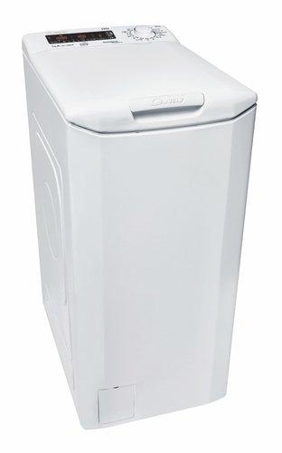 Candy CVFT G374TMH-S lavatrice Libera installazione Caricamento dall'alto Bianco 7 kg 1400 Giri/min A+++
