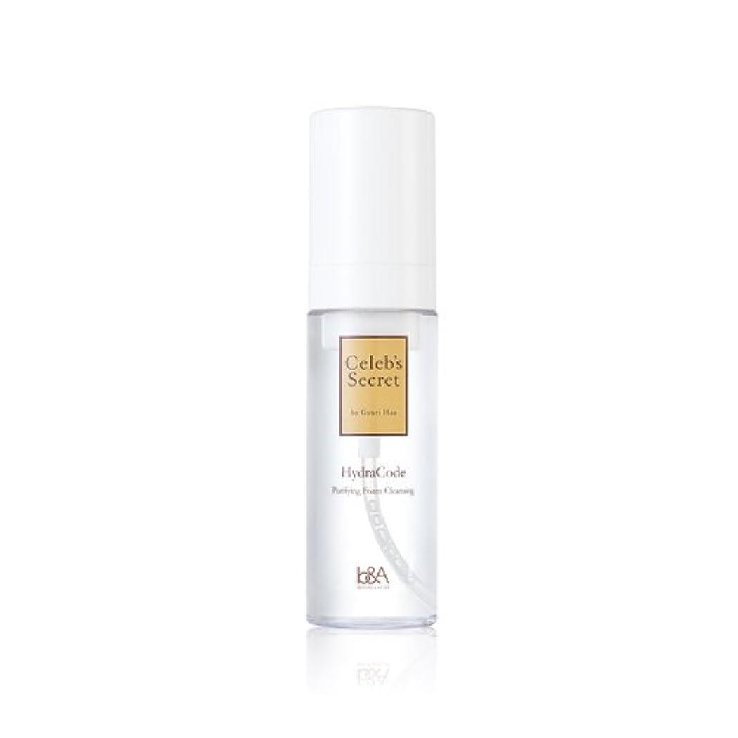 モザイク背骨困惑BigBang Top [K cosmetic][K beauty] Celeb's-Secret HydraCode PurifyingFoam Cleansing 150ml [海外直送品][並行輸入品]