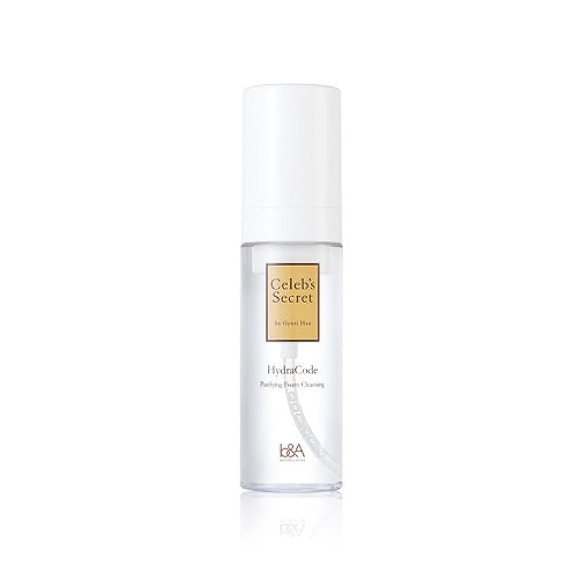 旋回時刻表ファッションBigBang Top [K cosmetic][K beauty] Celeb's-Secret HydraCode PurifyingFoam Cleansing 150ml [海外直送品][並行輸入品]