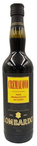 Lombardo Cremauovo all' Uovo aromatisierter Wein mit Marsala 0,75L