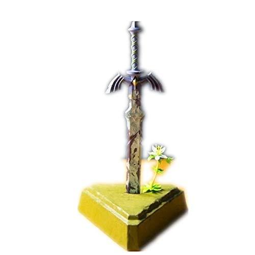 From HandMade Leyenda de Zelda Skyward Sword Figura Espada Maestra Figura Animado Figura Figura de acción