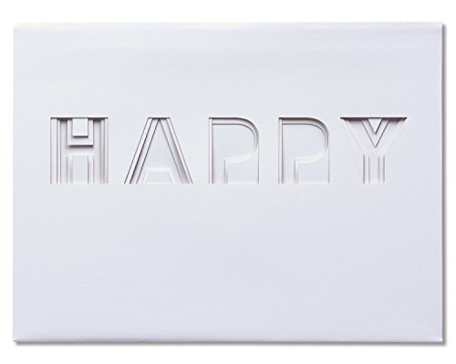 American Greetings Birthday Card (All The Happy)