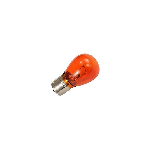 WACOX Lampe/Ampoule 12v 21w (bau15s) Import Clignotant/Stop Orange (x1)
