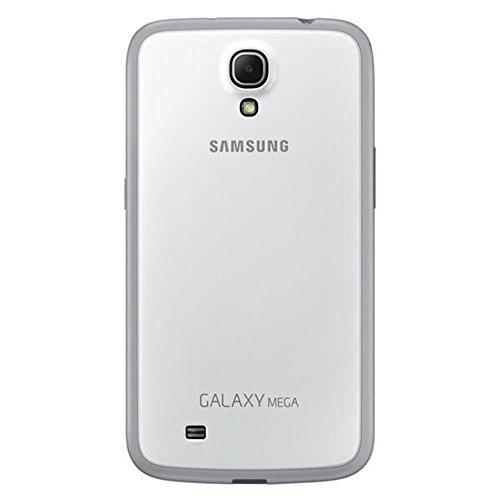 Samsung Schutzhülle Case Cover für Galaxy Mega Protective Cover - Weiß