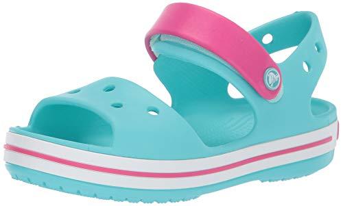 crocs Crocband Sandal Kids, Unisex, Blau