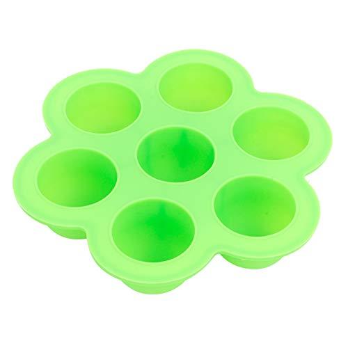 Eulbevoli Rejilla para Huevos Lavaplatos Molde para Pasteles Comida Vapor Cesta
