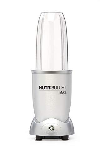 Nutri Bullet N12-1201 Max, Silver (Renewed)