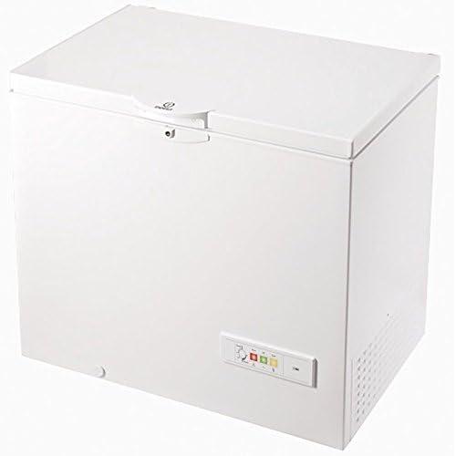 Indesit OS 1A 250 2 Libera installazione A pozzo 251L A+ Bianco