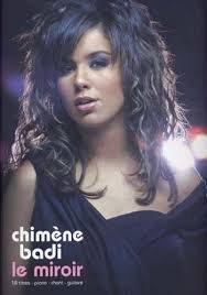 Partition Chimène Badi - Le Miroir - PVG