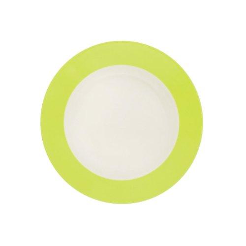 KAHLA Frühstücksteller PRONTO COLORE, 20,5 cm limone (H.Nr. 573447A72456C)