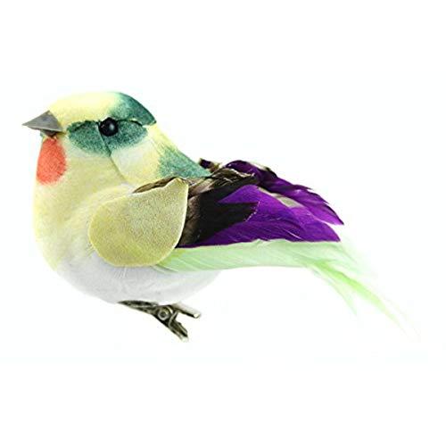 Mushroom Bird On Clip 4\