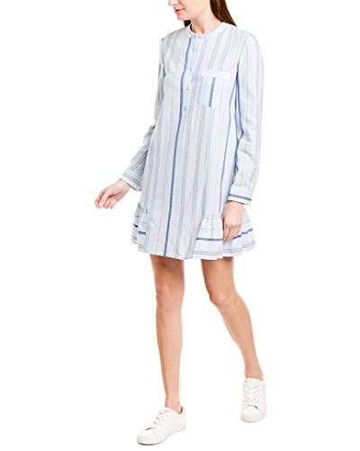 BCBGMAXAZRIA BCBG Womens Maxazria Lucile Shift Dress, XXS, Blue