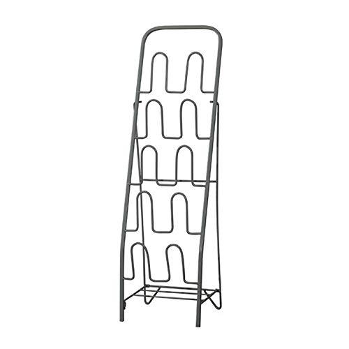 xuejuanshop Zapatero Sistema de Almacenamiento de Zapatos metálicos de Zapatos de múltiples Capas para la habitación del Pasillo 9.4 * 7.8 * 33.4in (L * W * H) Buena Capacidad de rodamiento Zapatera
