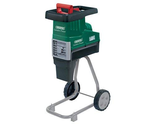 Draper 23321 2500W 230V Quiet Garden Shredder