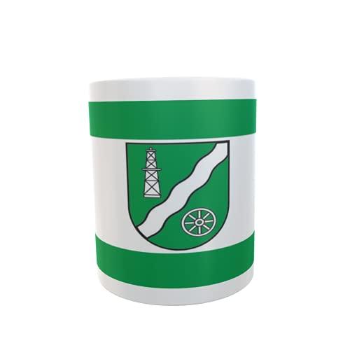 U24 Tasse Kaffeebecher Mug Cup Flagge Geeste
