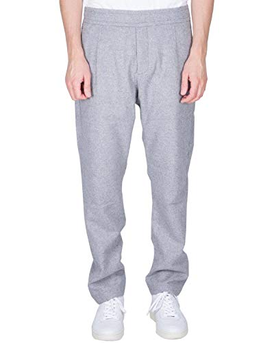 SOULLAND Men's Wool Pino Pants Medium M Sweatpants Heather Grey 74-05-020-M