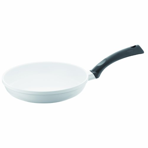 Berndes SignoCast Pearl Ceramic Coated Cast Aluminum 10-Inch Open Fry Pan/Skillet