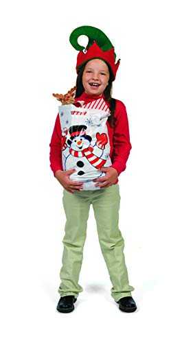 Fun Express Large Christmas Snowman Gift Bags – 50 Pieces