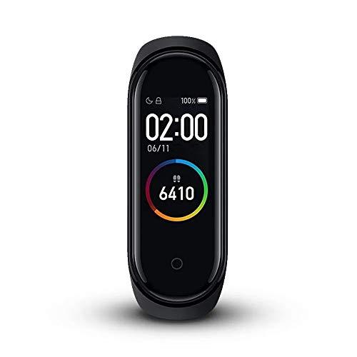 Smartband Monitor Cardíaco Xiaomi Mi Band 4 Preto