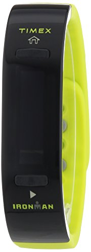 Timex Unisex-Erwachsene Ironman Move X20 Fullsize Activity Bänder, grün, STANDARD