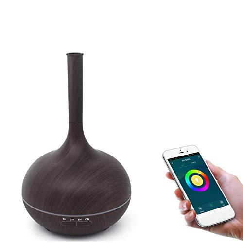 Power Banks Luchtbevochtiger, mini-etherische olie, tafelblad, nachtlampje, luchtbevochtiger, home smart app, aromatherapie-machine, mechanische afstandsbediening