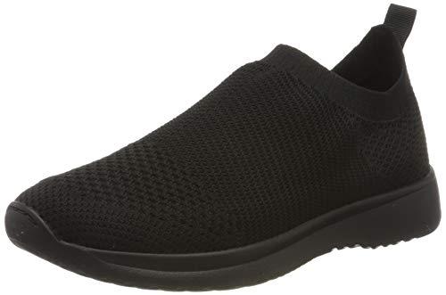 Vagabond Damen Cintia Slip On Sneaker, Schwarz (Black/Black 92), 40 EU