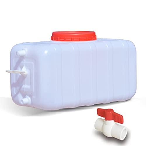 TOOARG Deposito Agua,bidon Agua,bidon Agua,25L,Portable,pequeña Capacidad,Grado de Comida,Seguridad,sin BPA,para Senderismo Camping Picnic Travel,Thick