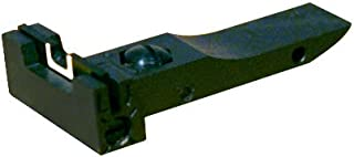 Accro Kensight Rear Sight with Square Blade and White Outline